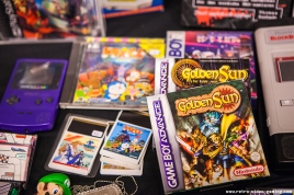 Golden Sun for sale at Retro Gathering